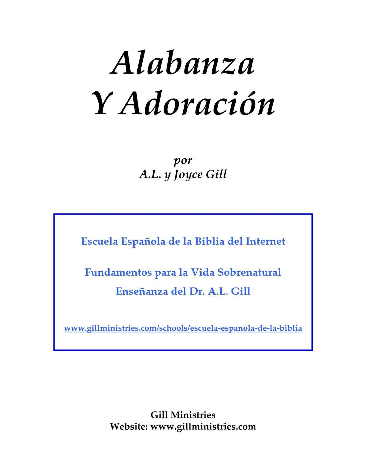 Calaméo - Alabanza y Adoración