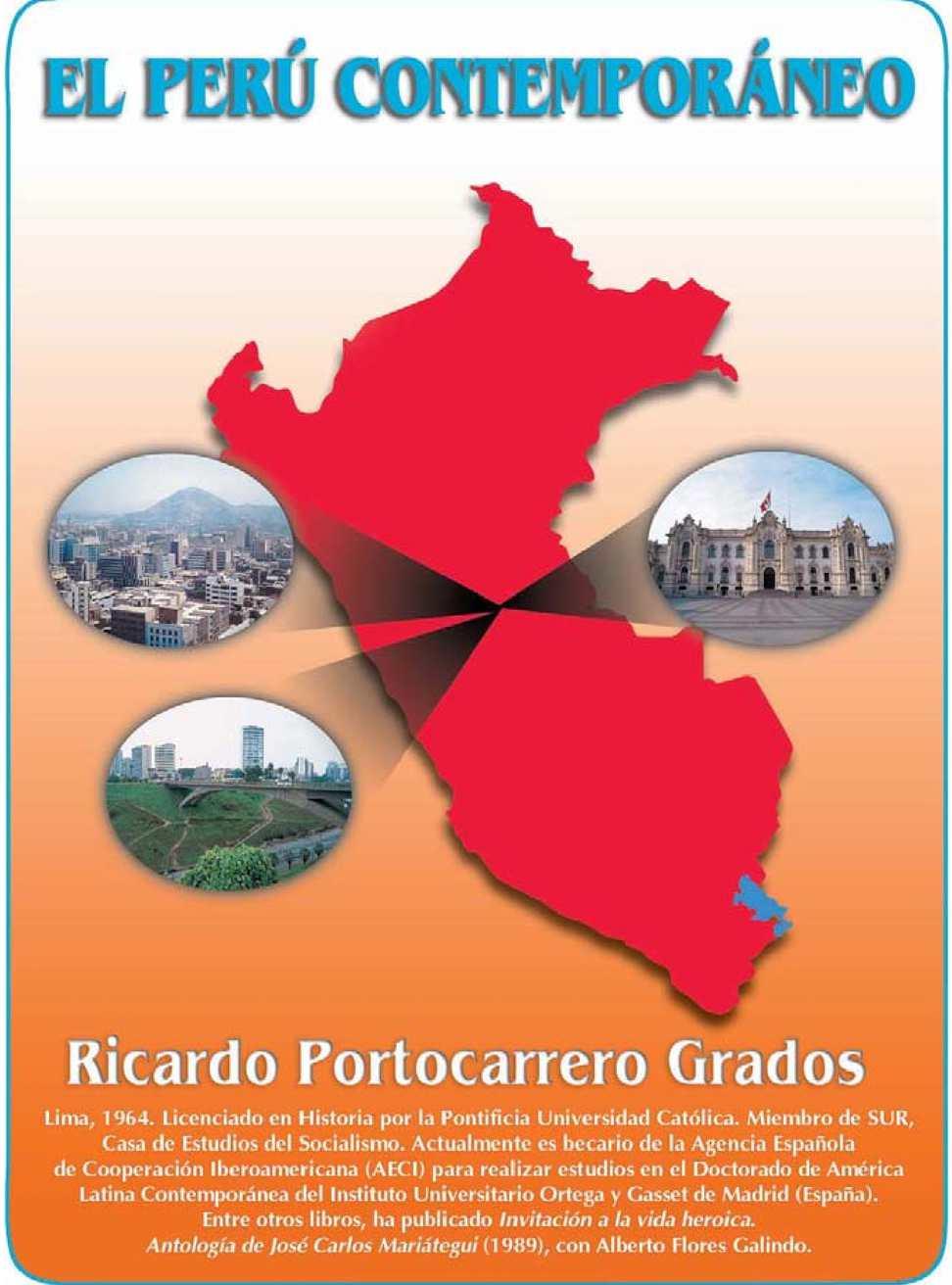 Historia del Perú Contemporaneo