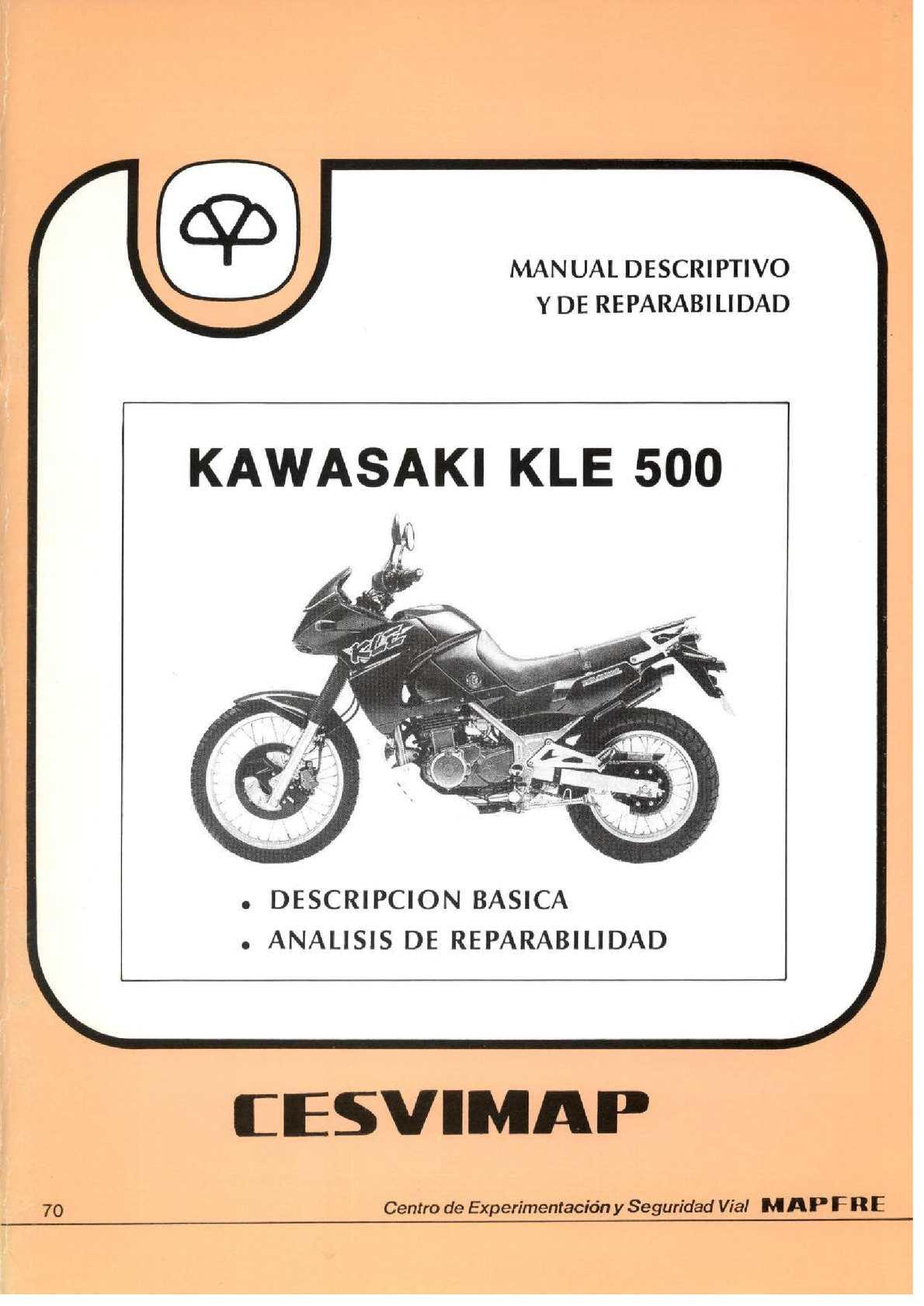 Manual Maphre KLE 500