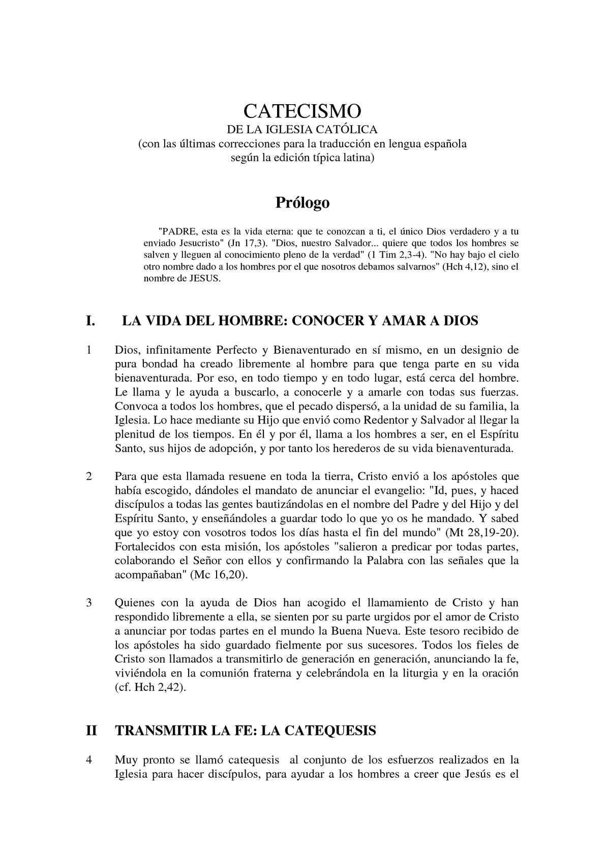 Calaméo - Catecismo Iglesia Catolica