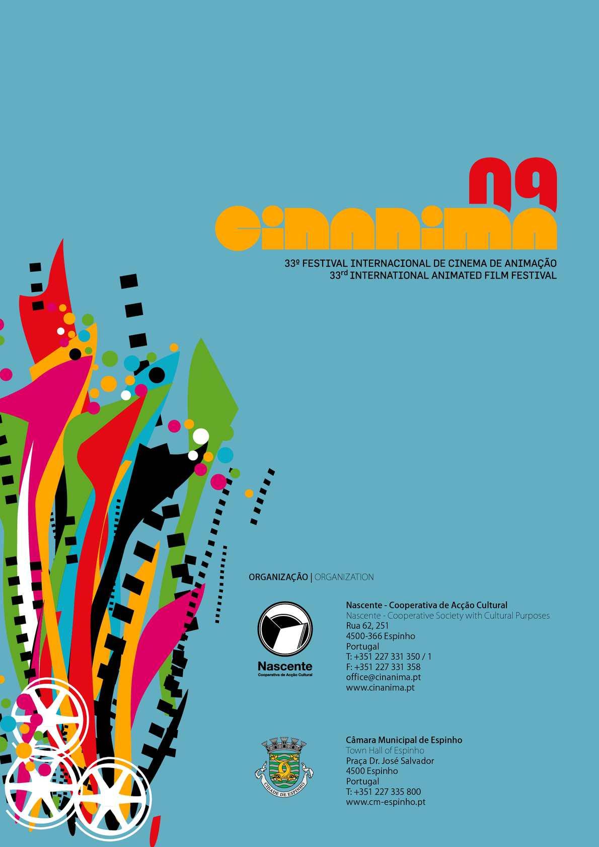 Catálogo Cinanima 2009