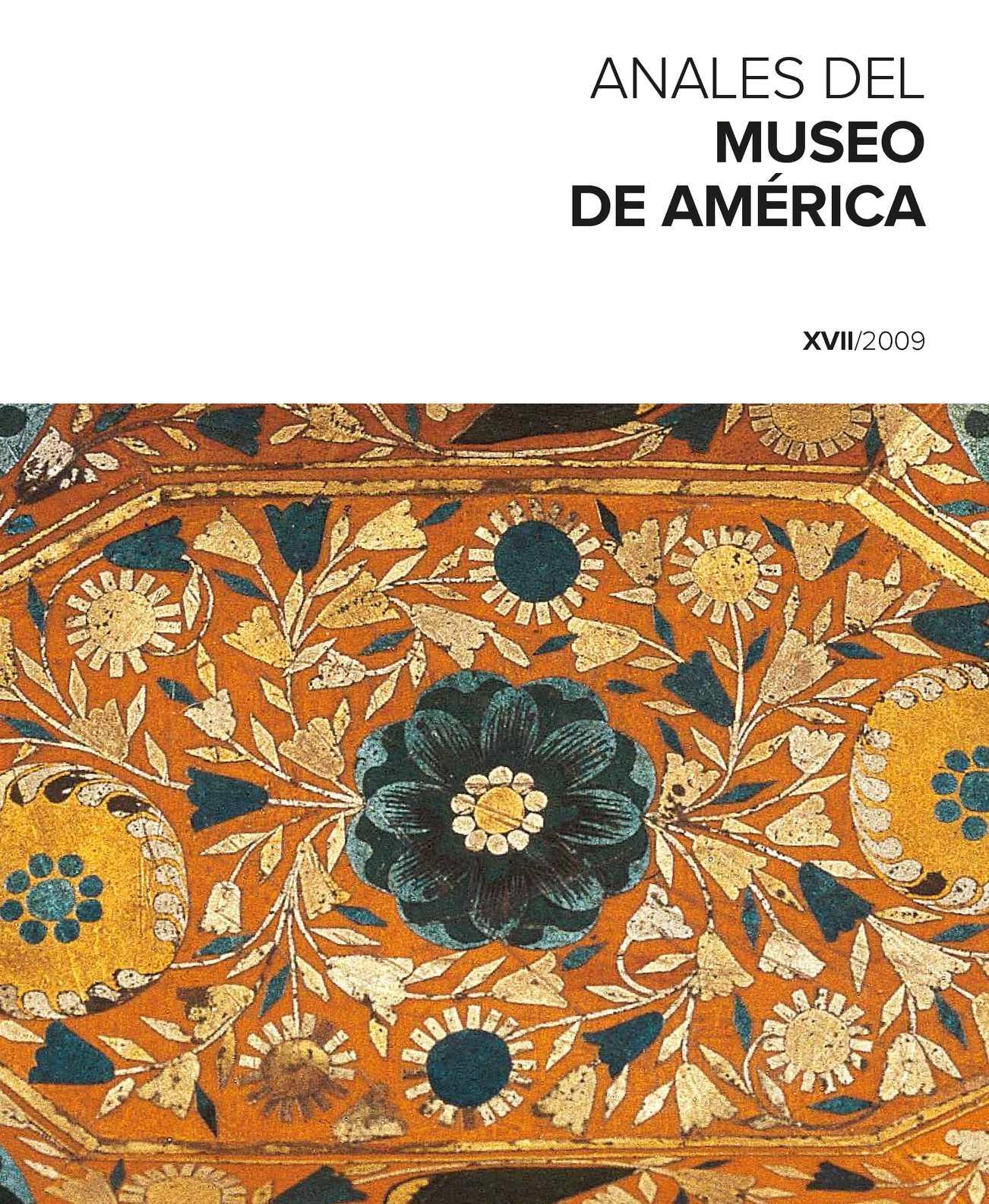 Calaméo - Anales del Museo de América. XVII/2009