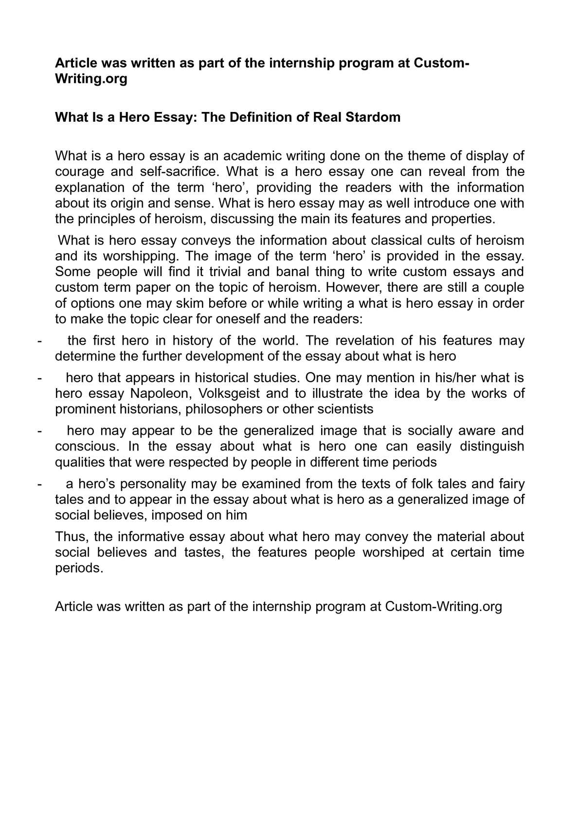 Essay About English Class  Science And Technology Essay Topics also Examples Of Essay Proposals Calamo  What Is A Hero Essay The Definition Of Real Stardom Classification Essay Thesis