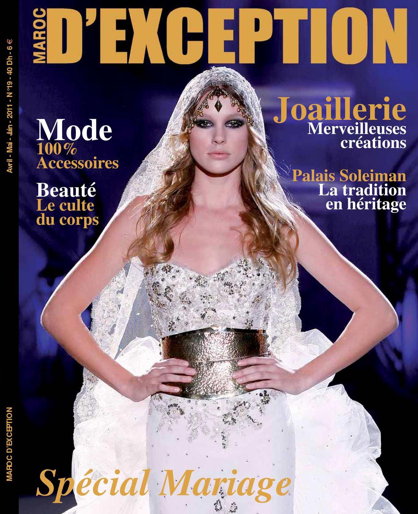 1d603000e475 Calaméo - Maroc d Exception N°19