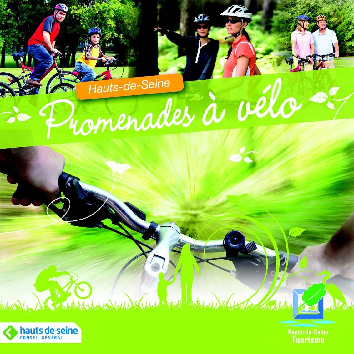 HAUTS-DE-SEINE, Promenades à vélo.