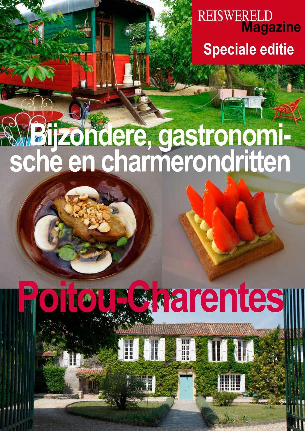 """De Poitou-Charentes """"anders bekeken"""", een reportage van Reiswereld Magazine.be"""