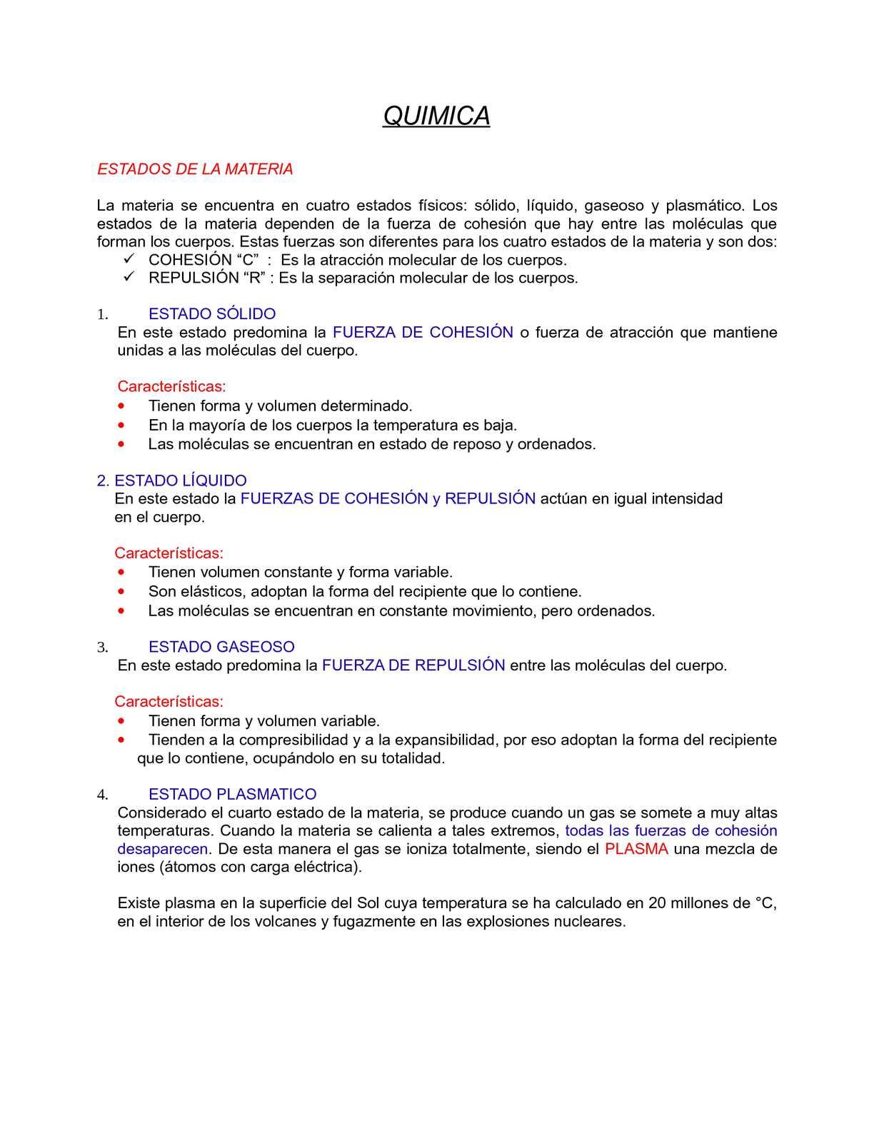 Calaméo - ESTADOS DE LA MATERIA