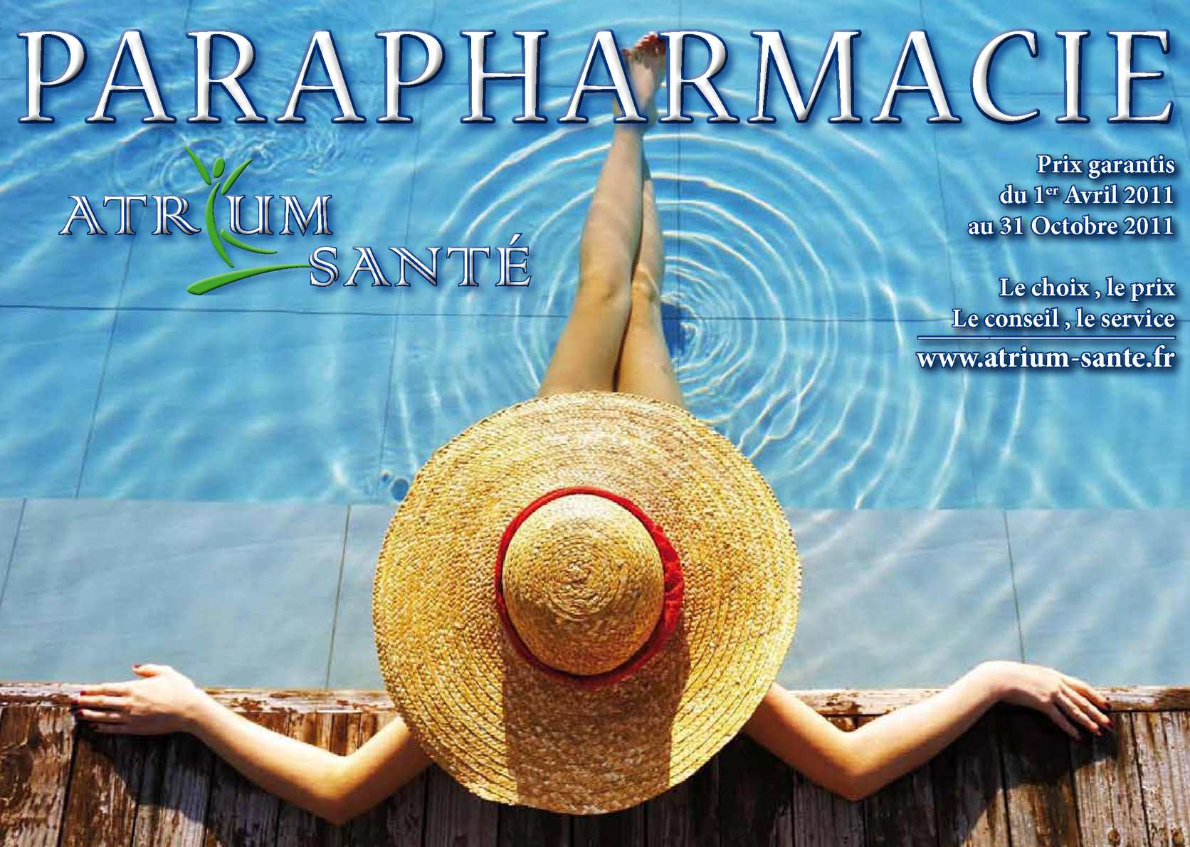 Calaméo - Parapharmacie - Catalogue Atrium-Santé - Avril 2011 fa86da05156
