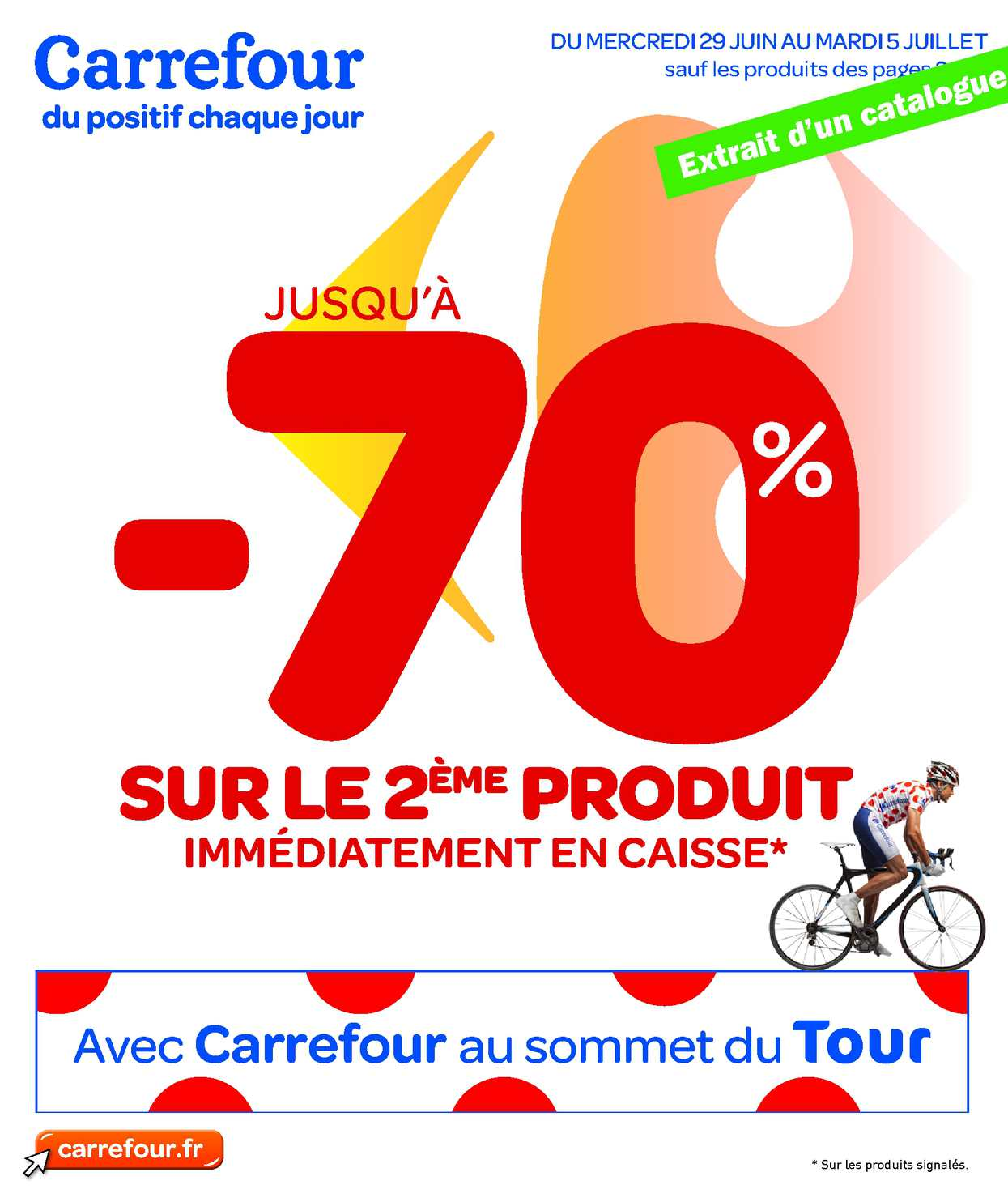 superb carrefour claye souilly catalogue 13 le premier catalogue connect carrefour. Black Bedroom Furniture Sets. Home Design Ideas