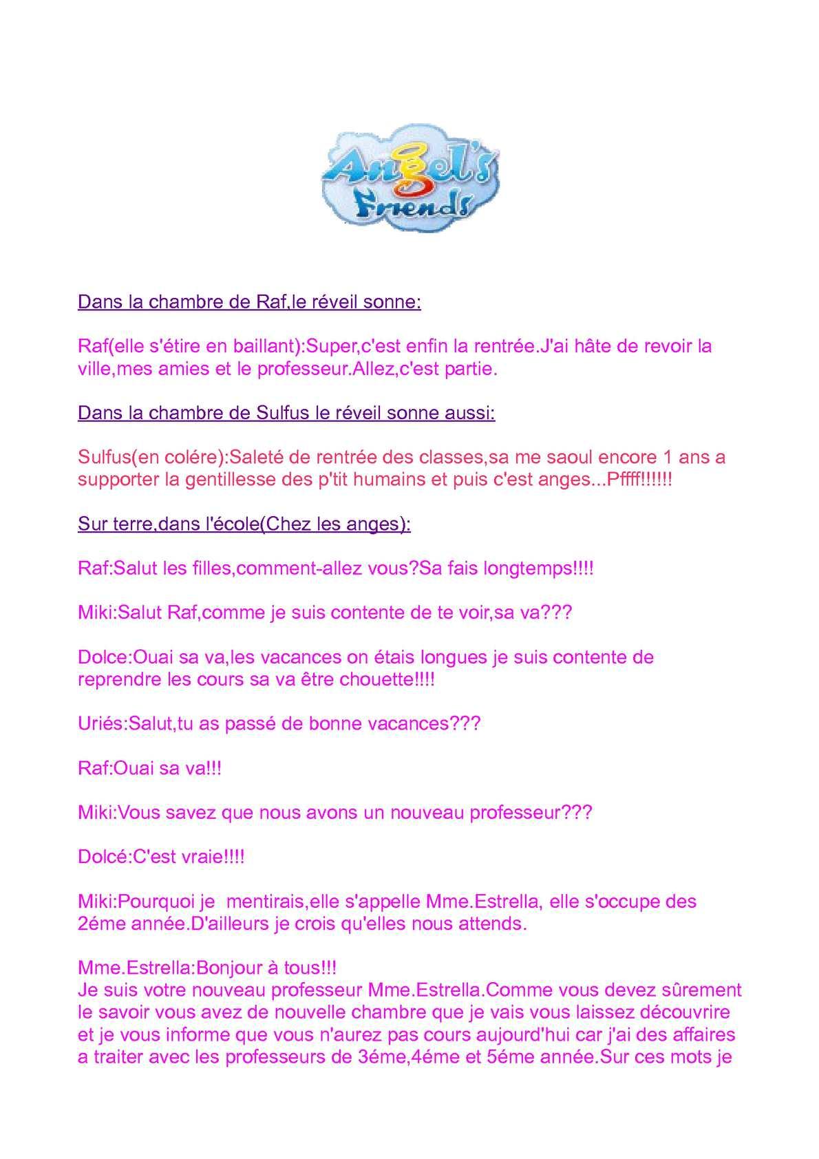 Angel Friends Saison 3 : calam o angel 39 s friends saison 2 pisode 1 ~ Dailycaller-alerts.com Idées de Décoration