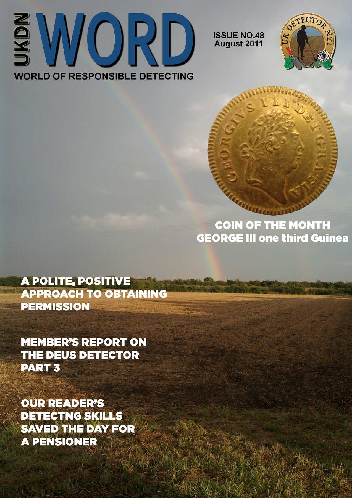 UKDN Word Issue 48 August 2011