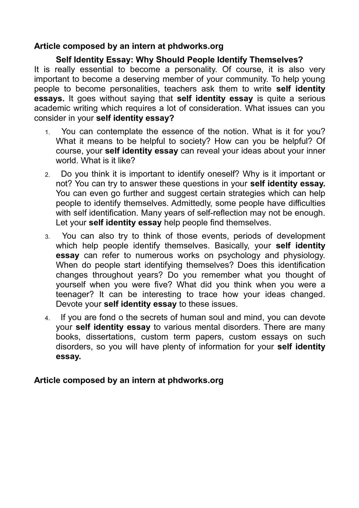 p1 jpg calaméo self identity essay why should people identify themselves