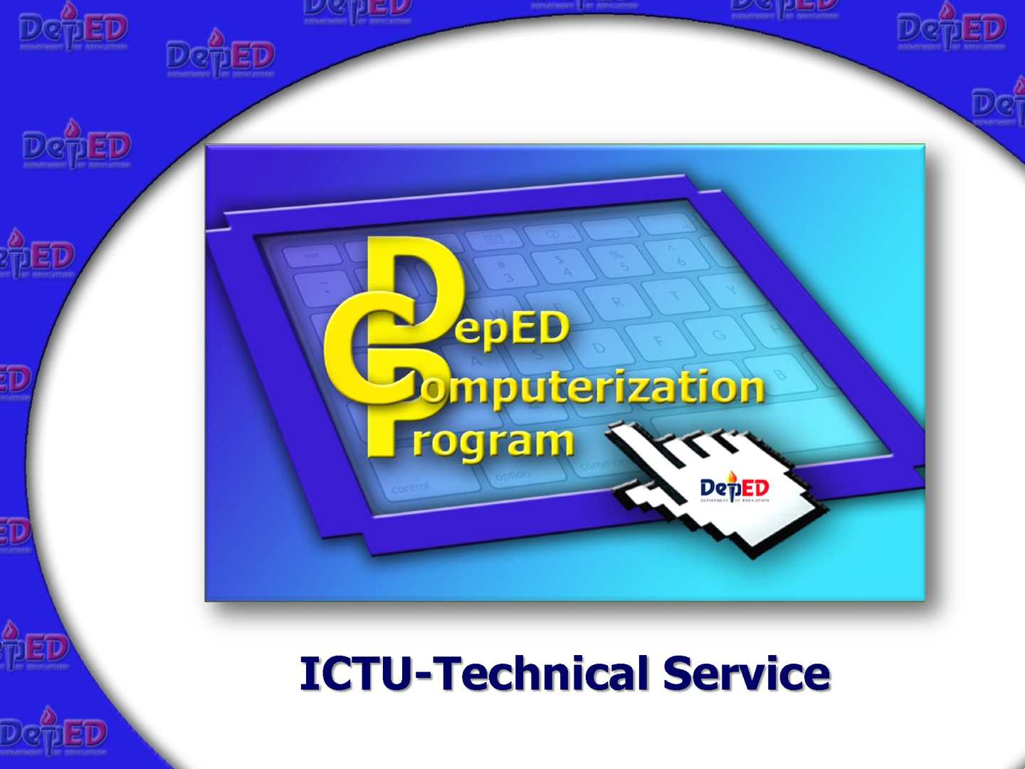 Calaméo - Deployed ICT Packages of the DepED