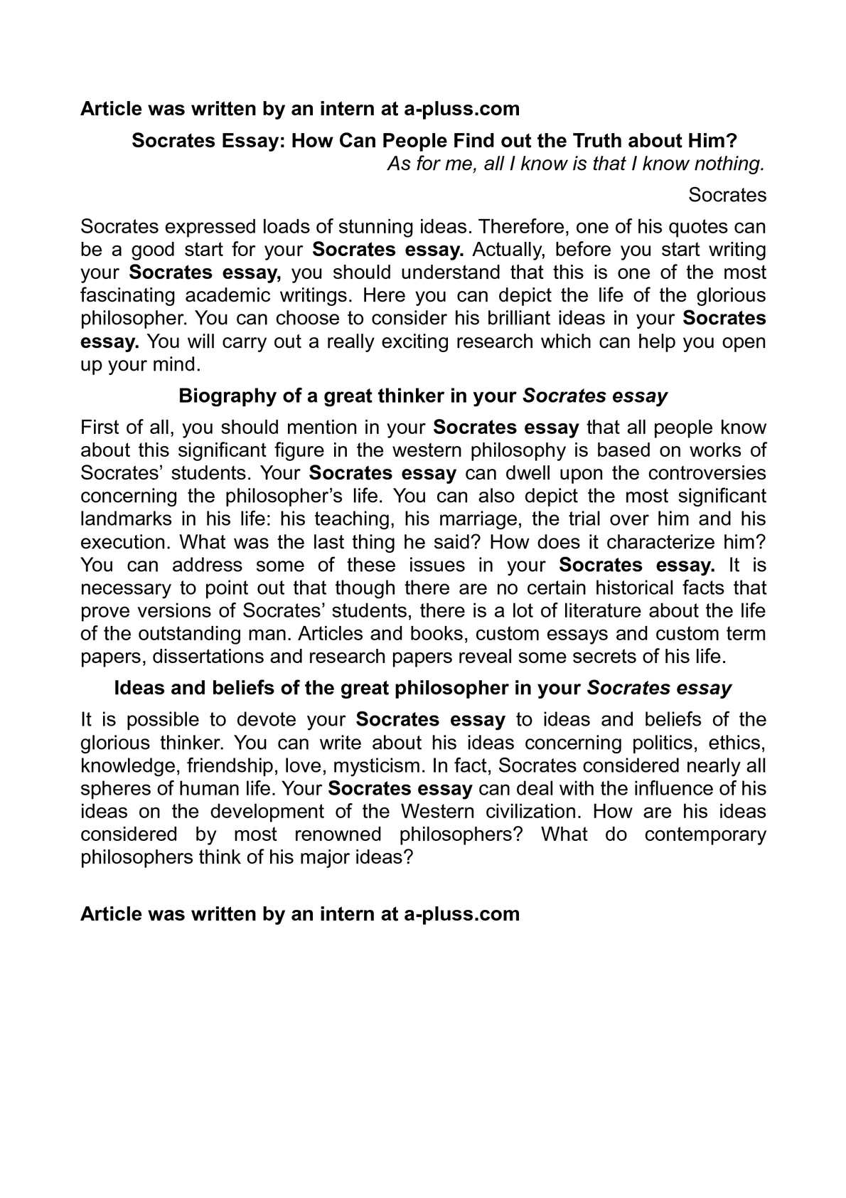 calam atilde copy o socrates essay how can people out the truth about him