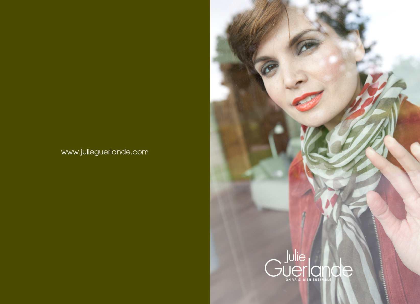 calam o catalogue julie guerlande automne hiver 2011. Black Bedroom Furniture Sets. Home Design Ideas