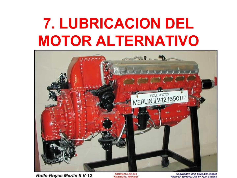 sistema de lubricacion en motores