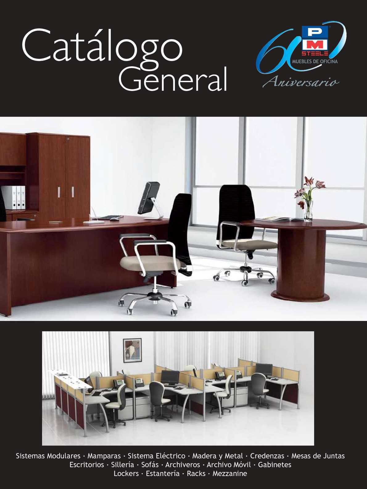 Calam o pm steele catalogo 2011 - Muebles de oficina catalogo ...