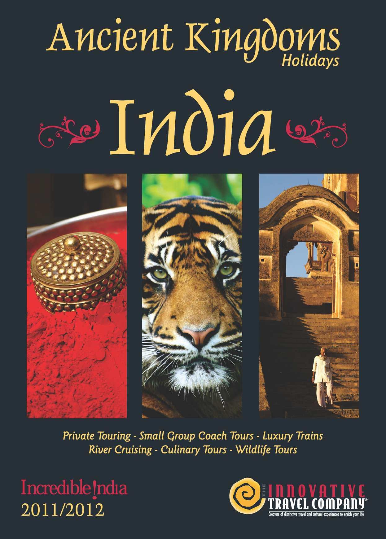 India Brochure AUD