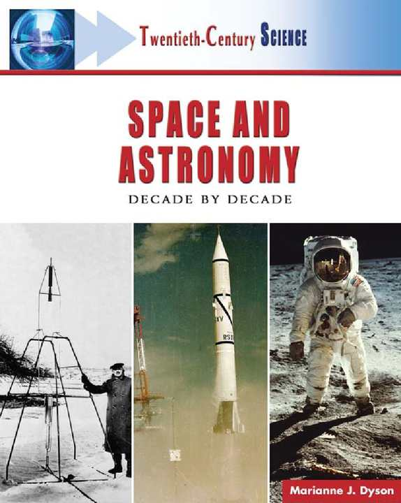 Space and Astronomy Decade by Decade