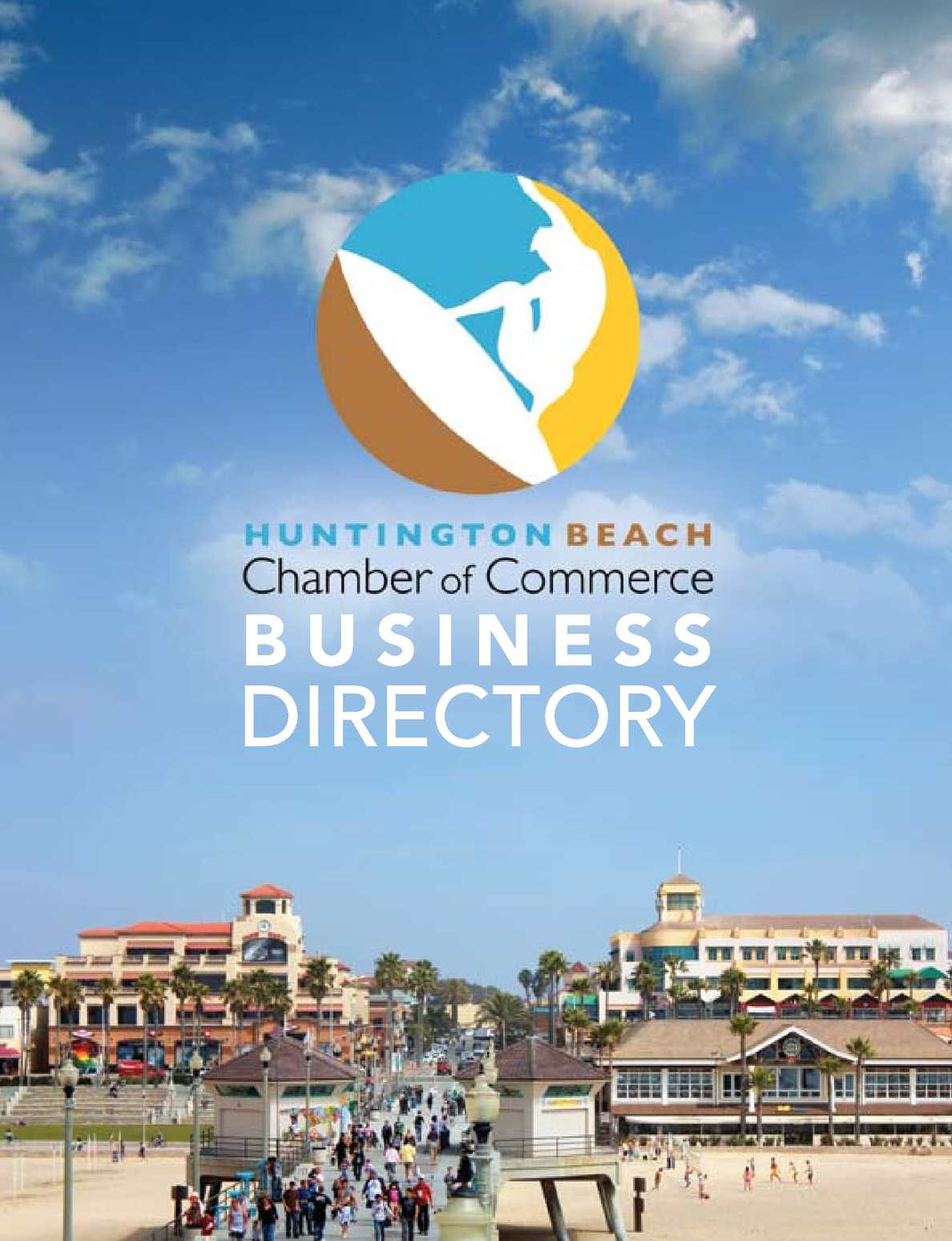 Calaméo   Huntington Beach Chamber Of Commerce