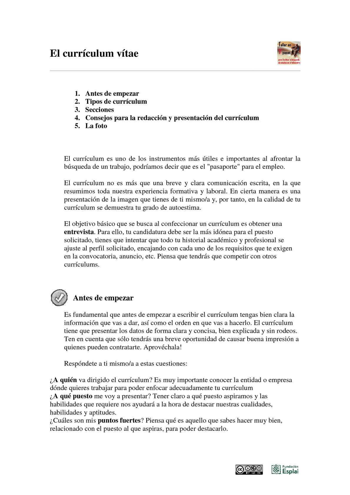 Calaméo - 7pasos-El-currículum-vítae