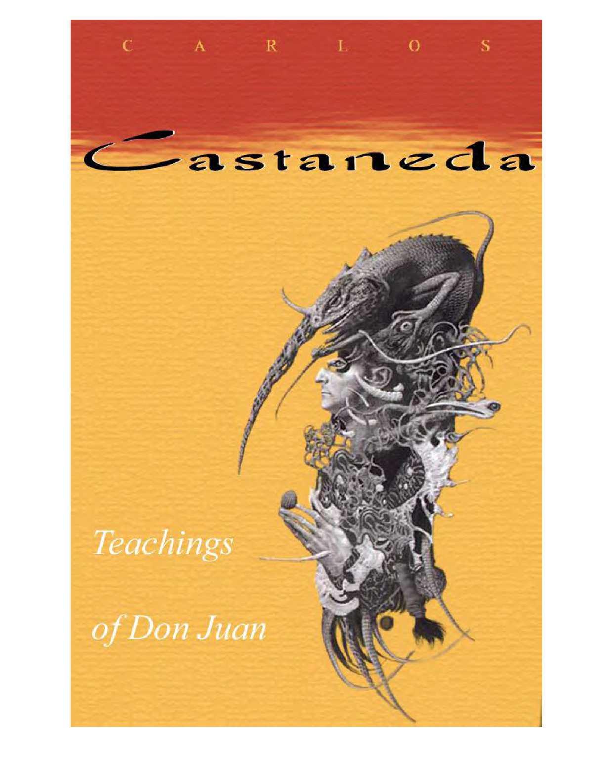 Учение Дона Хуана Аудиокниги