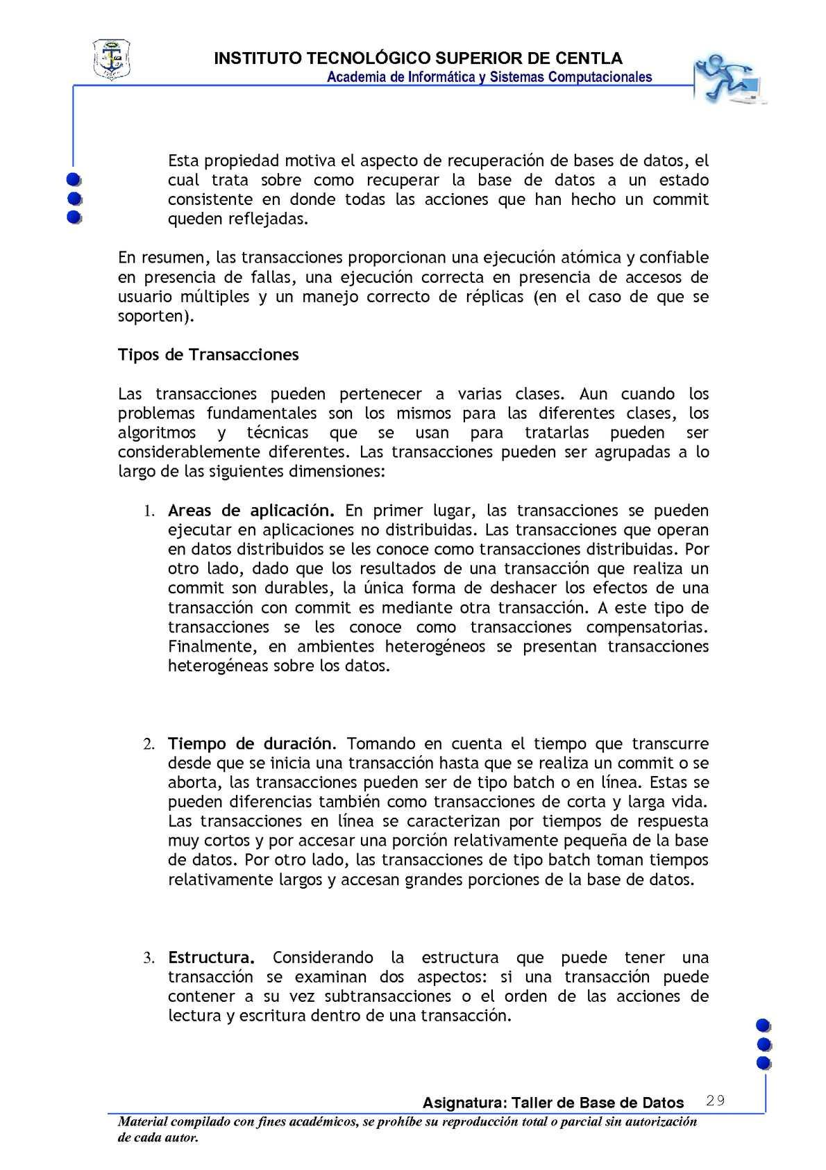 Antología de Taller de base de datos - CALAMEO Downloader