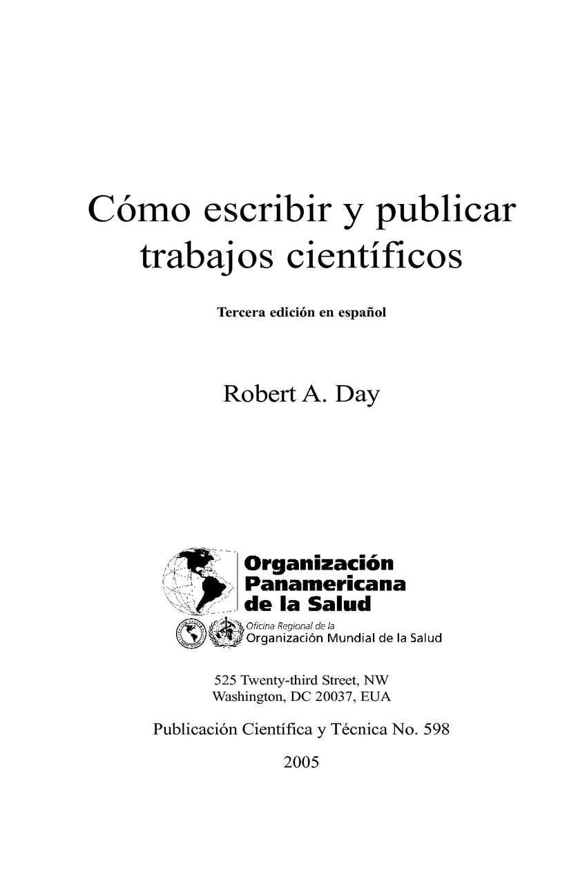 Calaméo - Como escribir un articulo cientifico