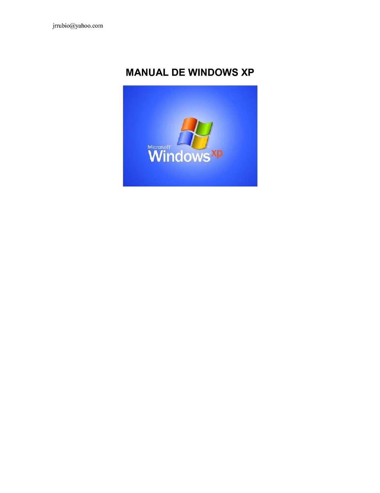 Calaméo - Manual-Windows-XP