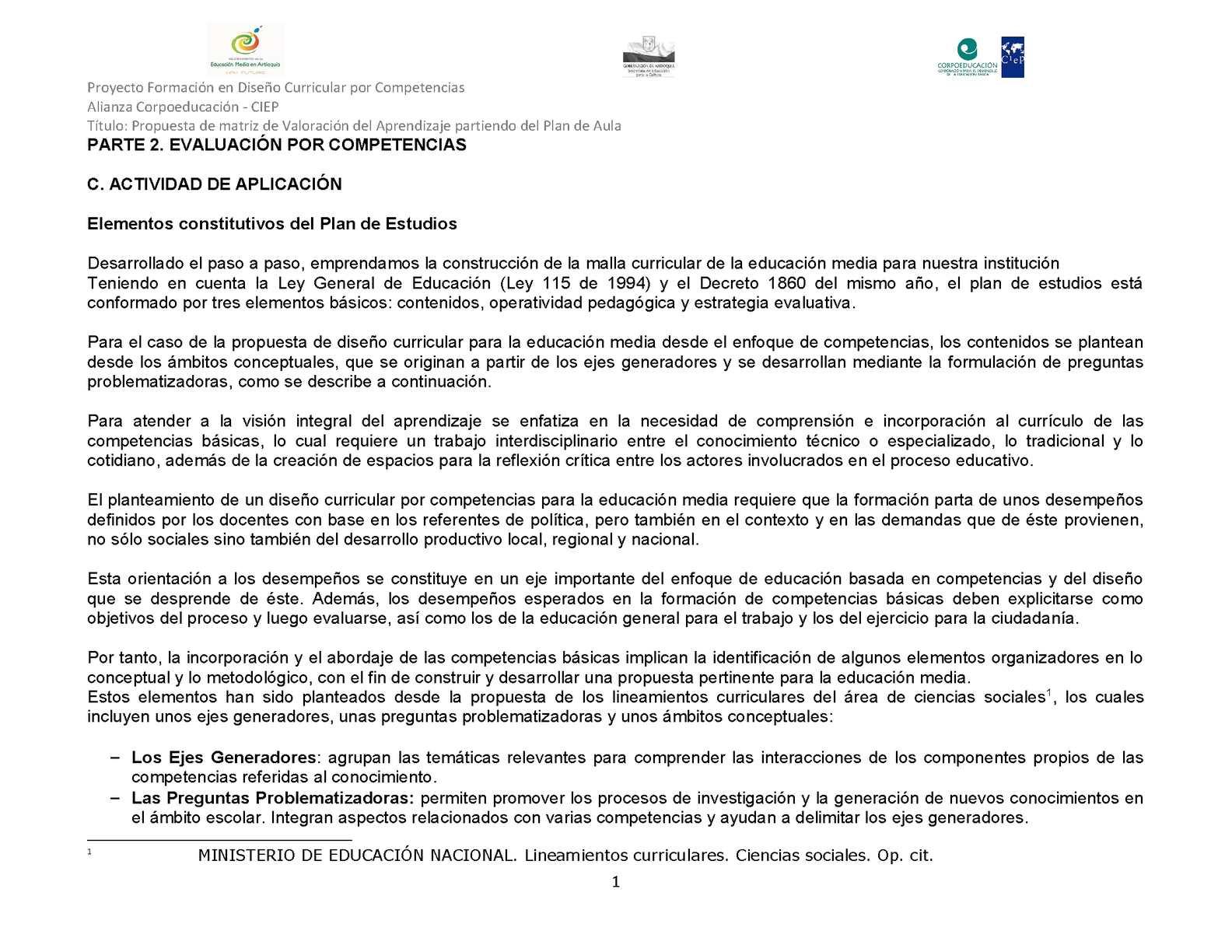 Calaméo - CAPACITACION VISITA 4 - CORPOEDUCACION