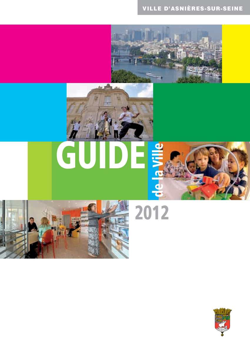 Calaméo - Guide de la ville d\'Asnières 2012