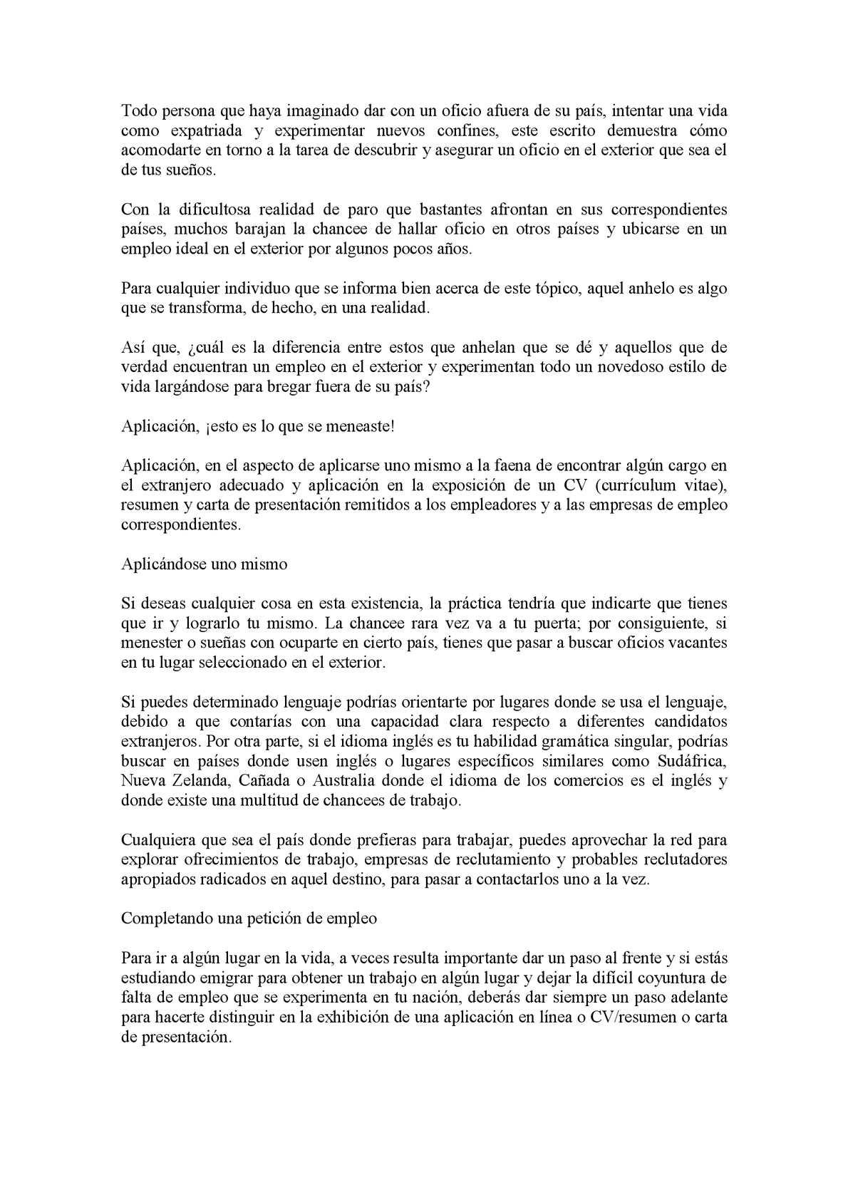 Famoso Curriculum Vitae Para Bpo Experimentado Adorno - Colección De ...