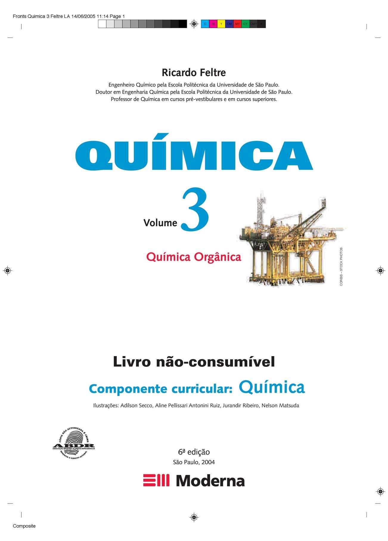Calaméo Livro Quimica Vol2