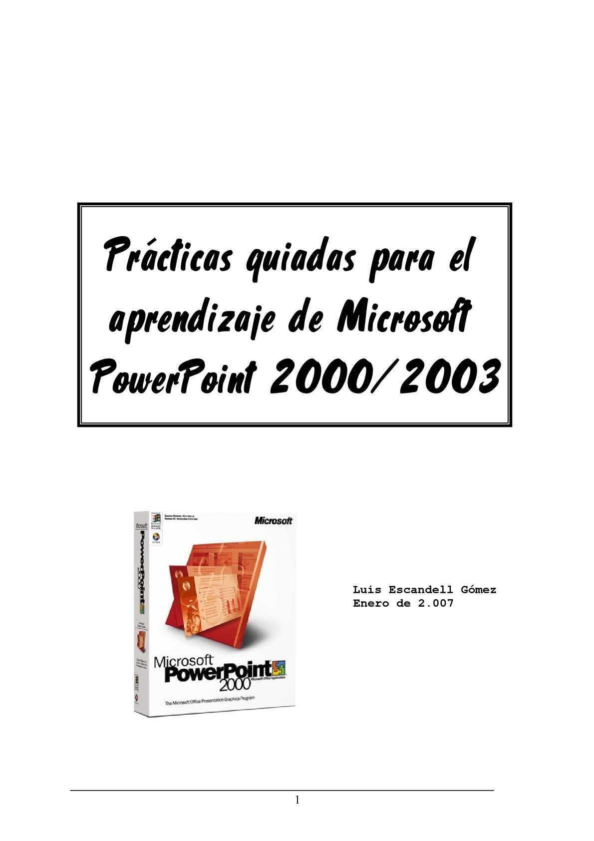 Calaméo - manual de powerpoint
