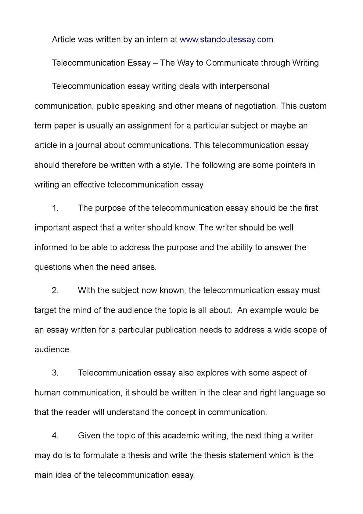 Essay On Good Health  Narrative Essay Examples High School also A Modest Proposal Essay Topics Essay On Telecommunication Healthy Diet Essay