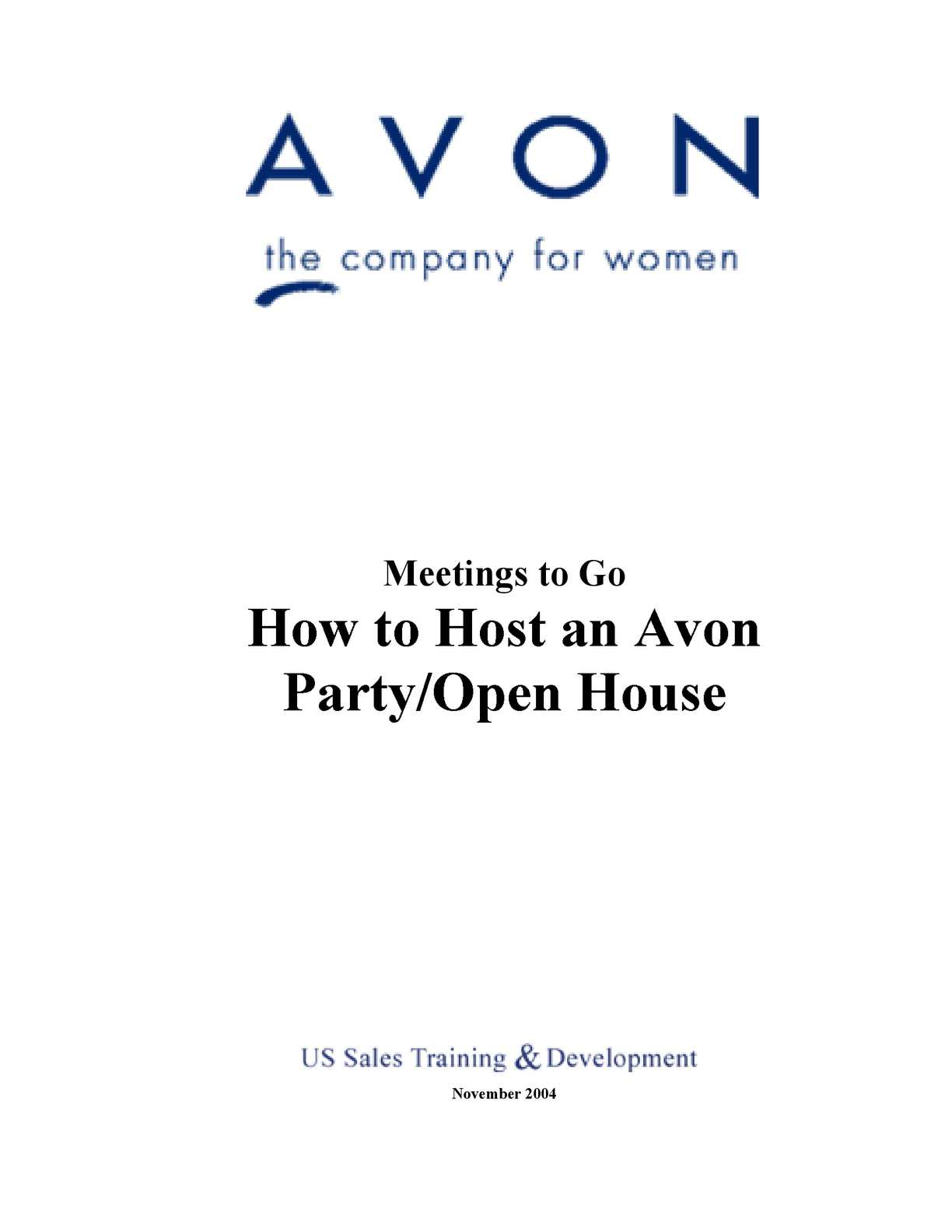 E__pdfs_How to Host an Avon Party-Open House Handout_v3