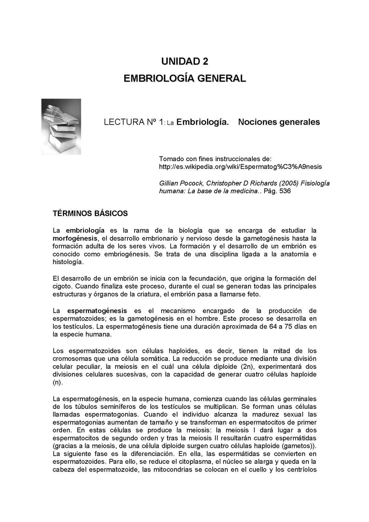 GUIA DE LECTURAS EMBRIOLOGÍA GENERAL - CALAMEO Downloader