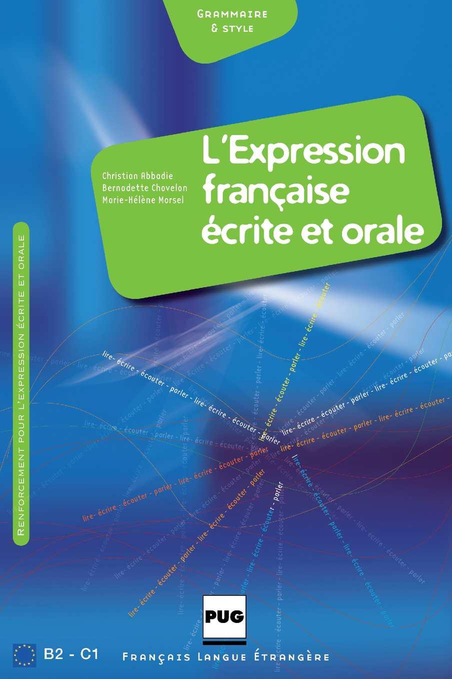 B2-C1 - Grammaire