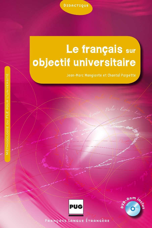 Didactique-Le Français sur objectif universitaire