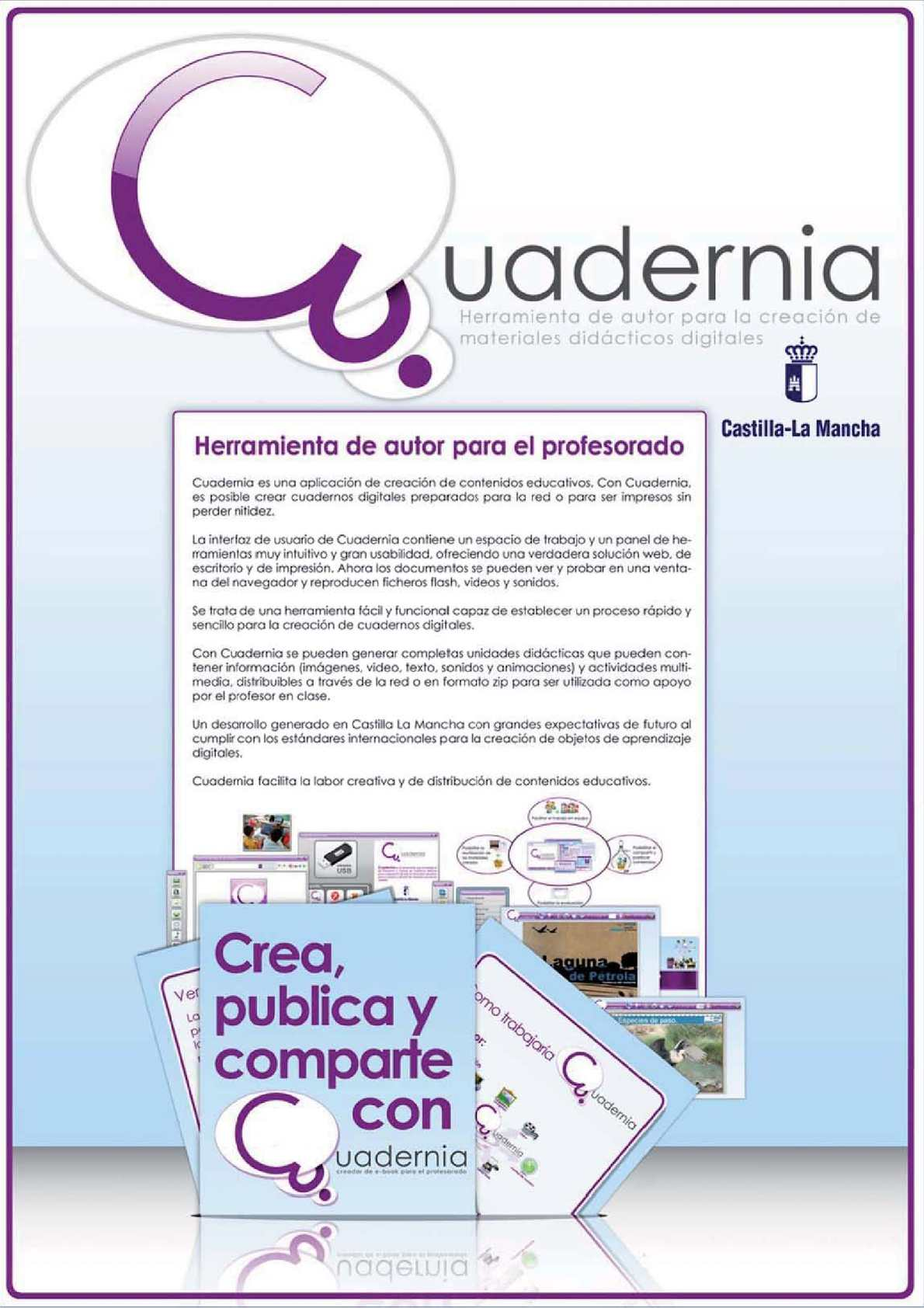 Manual de Cuadernia On-line