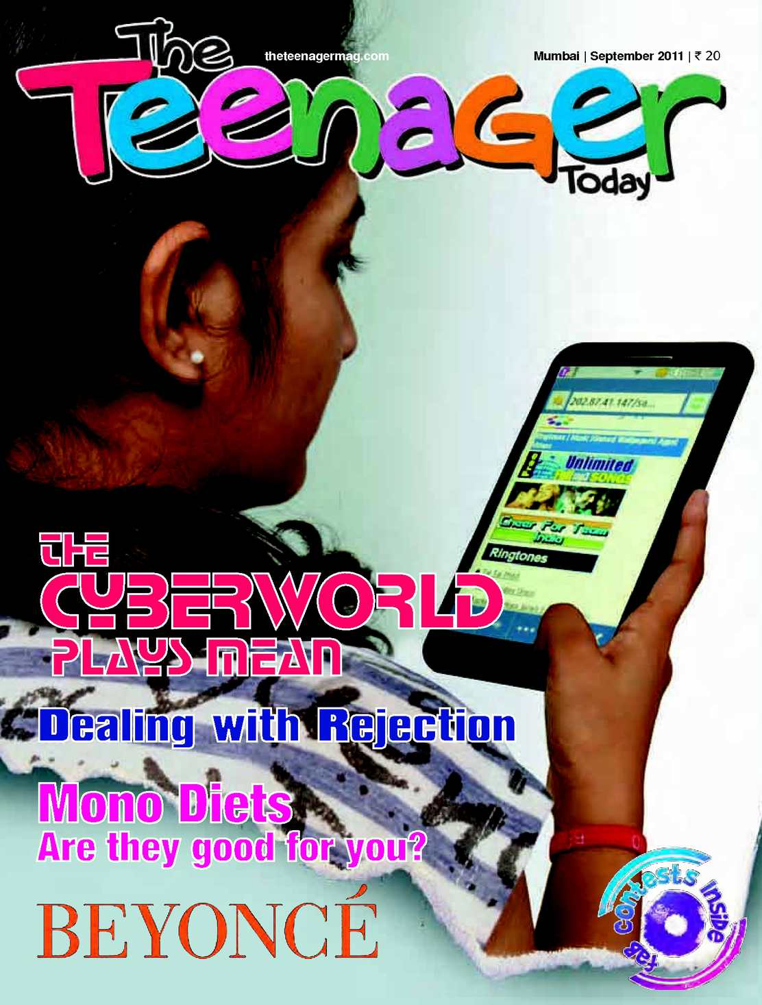 Calamo The Teenager Today I September 2011 Cyberworld Plays Possessedhand Will Move Your Hand For You Mean