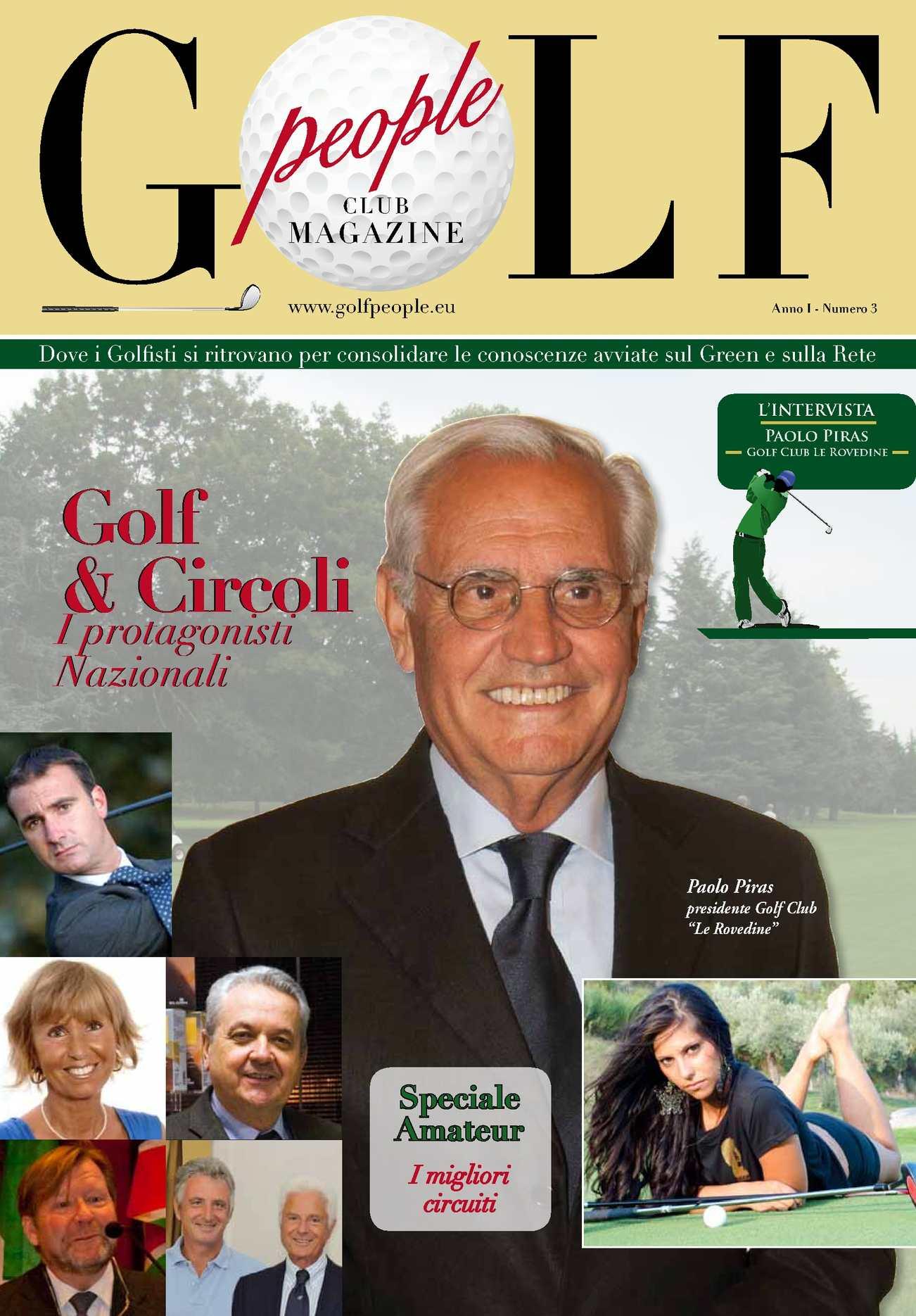 Calaméo - Golf People Club Magazine N°3