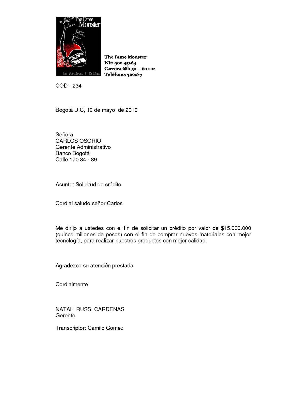 Artesanato Ideias De Natal ~ Calaméo Carta Solicitud de credito