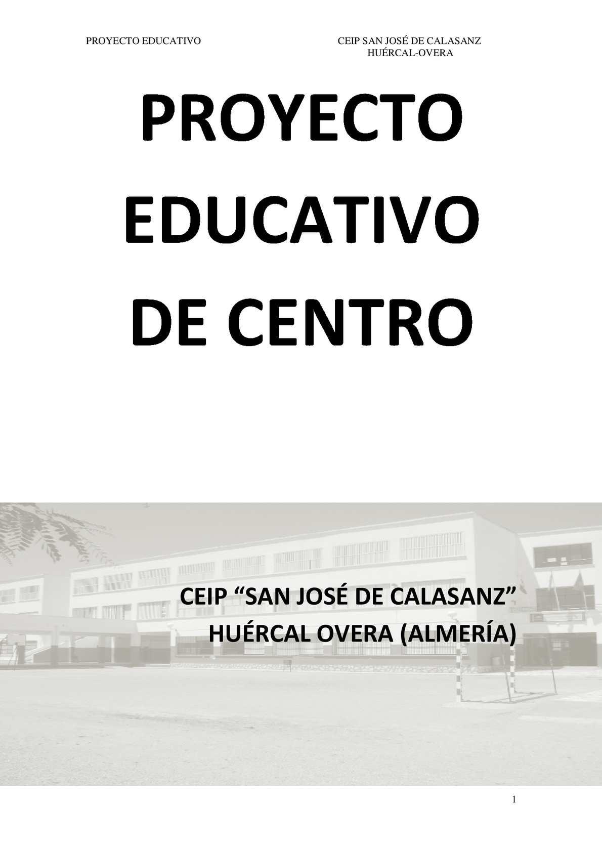 Calaméo - Proyecto Educativo 2011/12
