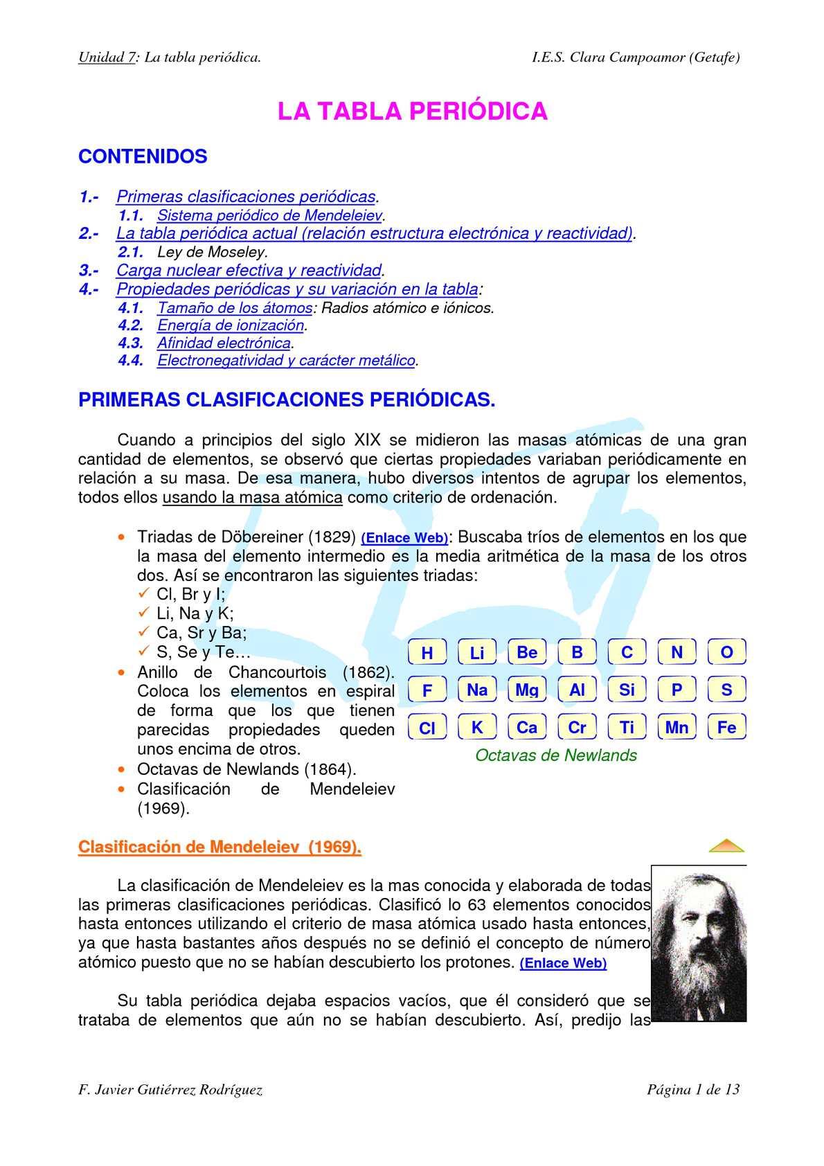 Calamo tema tabla peridica urtaz Image collections
