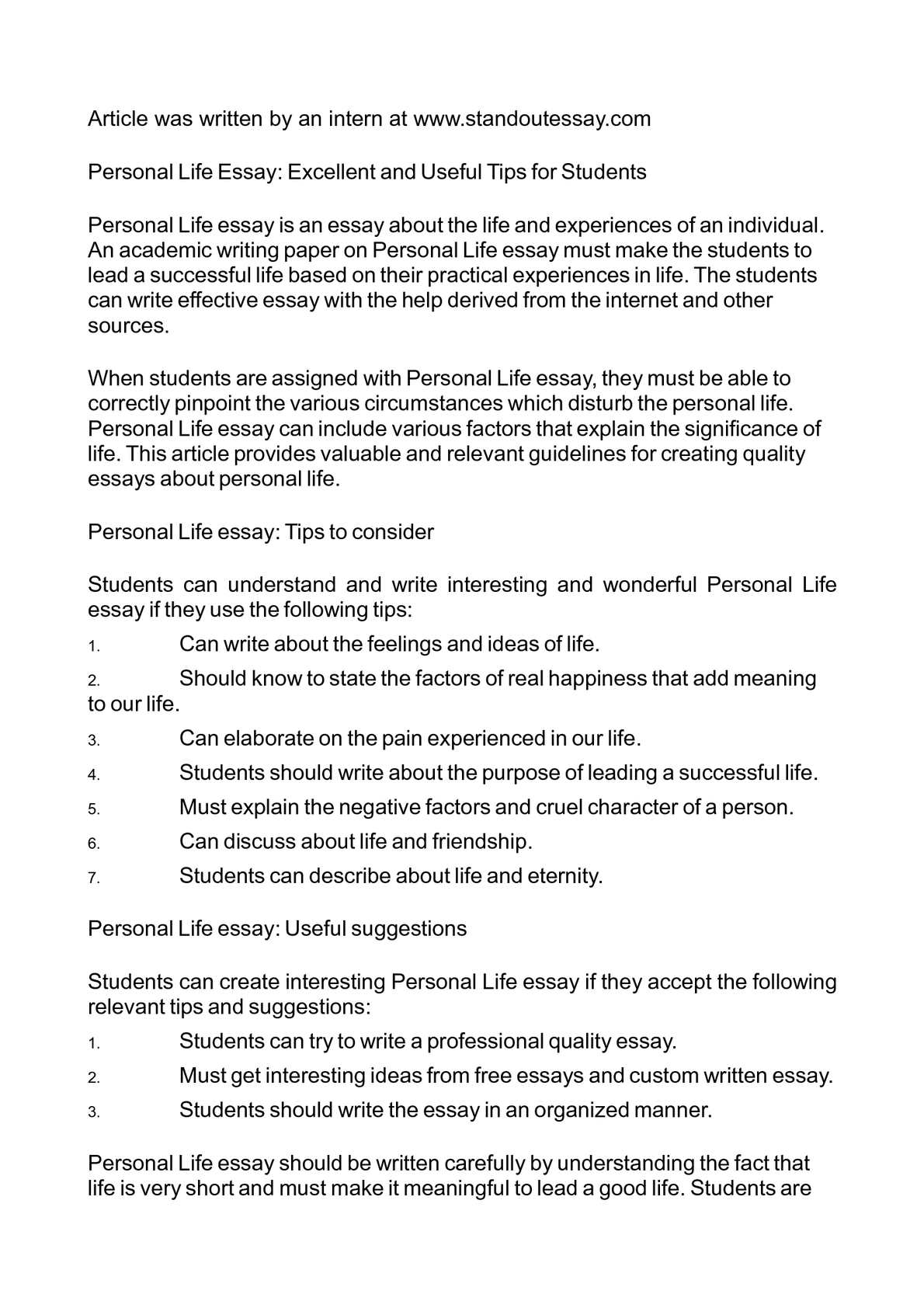 Synthesis Essay Introduction Example  Persuasive Essays For High School also Business Management Essay Topics Calamo  Personal Life Essay Excellent And Useful Tips For Students Essay Com In English