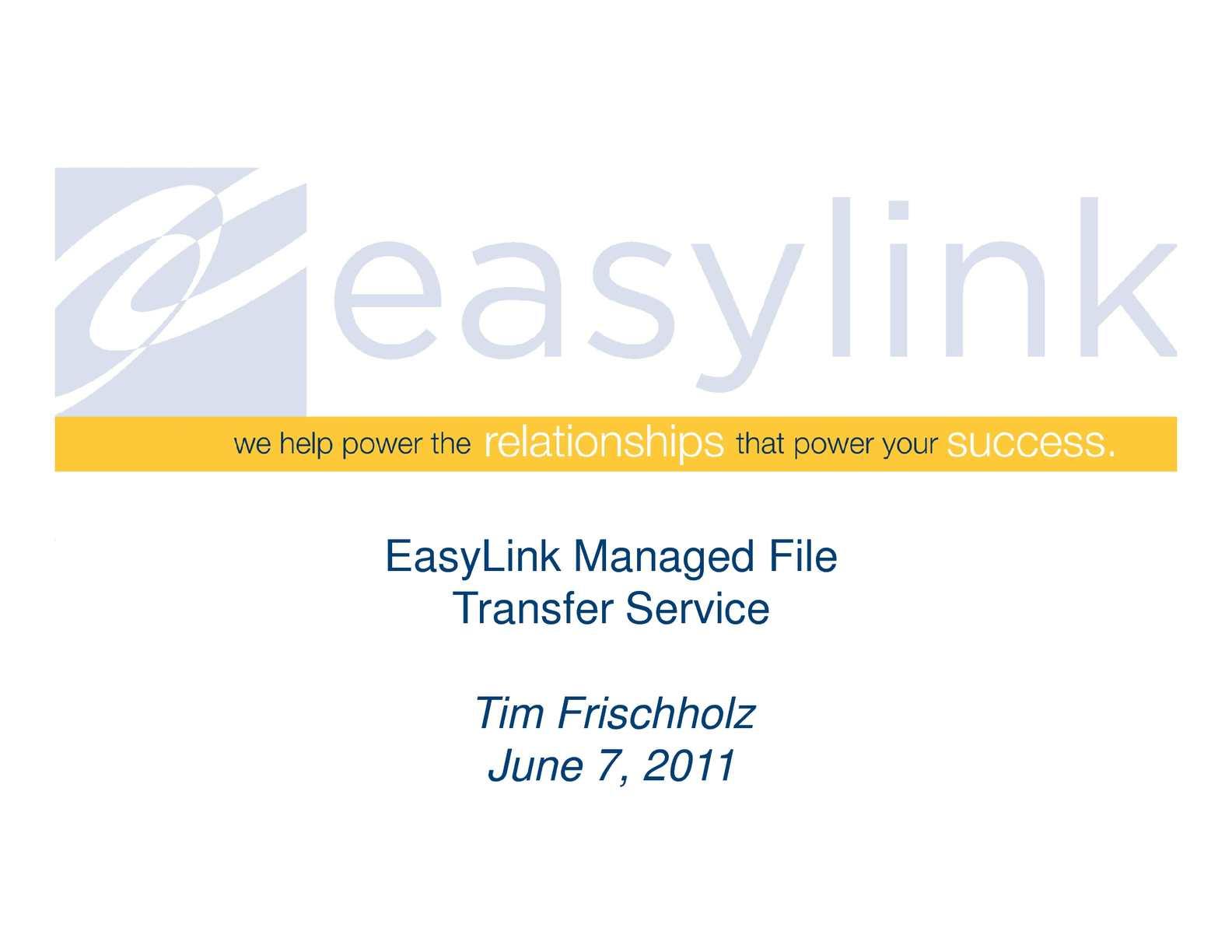 Calam 233 O Managed File Transfer Service Tfrischholz 062011