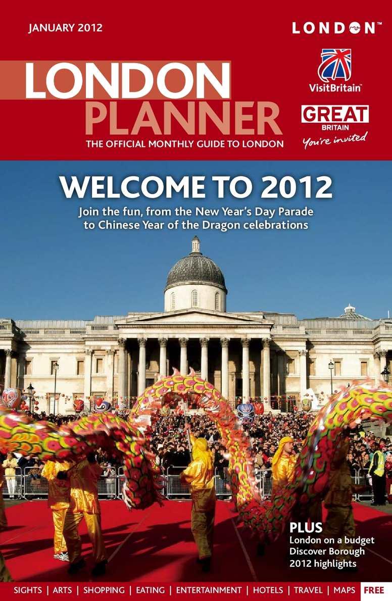 Calaméo - London Planner January 2012