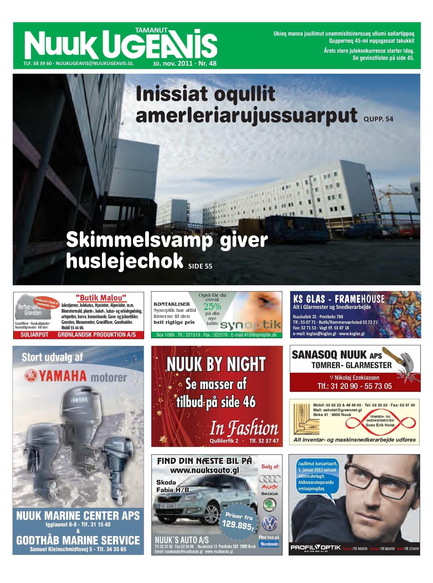 2a271dd0e1b2 Calaméo - Nuuk Ugeavis Uge 48