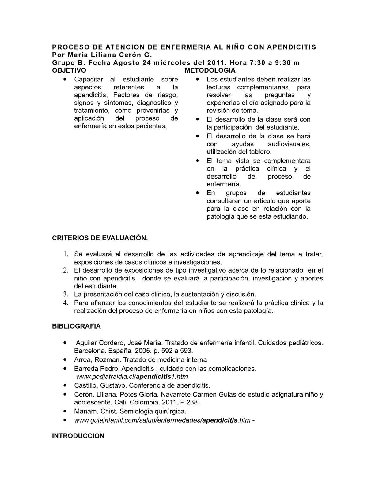 Calaméo - GUIA DE APENDICITIS